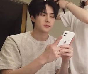 sehun, exol, and exo image