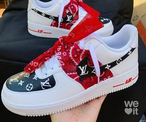 airforce, louis, and red image