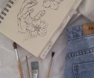 art and sketchbook image