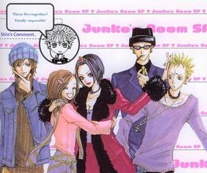 Nana, Ai Yazawa, and anime image