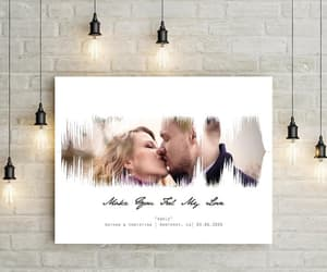 wall decor, anniversary gift, and gift for him image