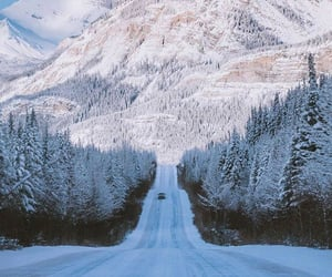 canada, mountains, and nature image