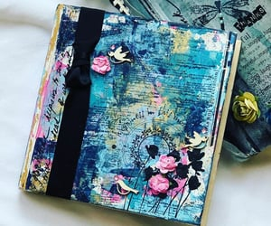 artwork, diy, and journaling image