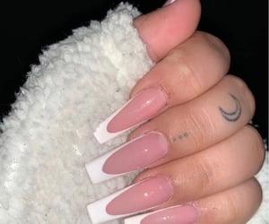 acrylic and nail art image