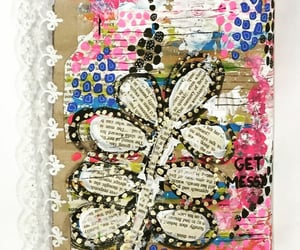 crafty, journal, and journaling image
