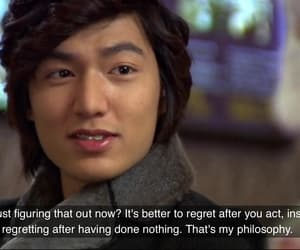 Boys Over Flowers, motivation, and quote image