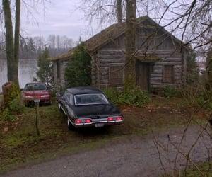 car, impala, and nature image