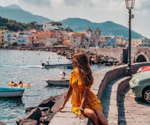 Ischia captured our hearts the moment we got there. One of the most beautiful, romantic, friendliest and loveliest places in Italy we have ever been to, though we've only got to spend a day there, it made quite an impression.