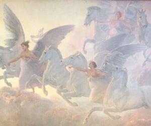 art, angel, and aesthetic image