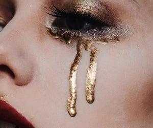 makeup and tears image