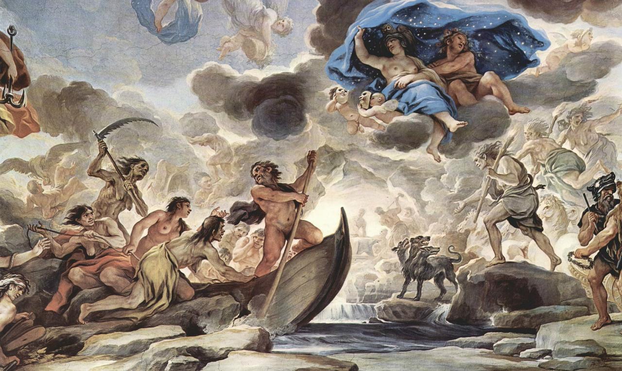 god, mythology, and persephone image
