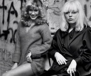 Debbie Harry and Sable Starr, 1977