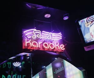 music, karaoke, and singing image