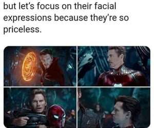 Avengers, peter parker, and peter quill image