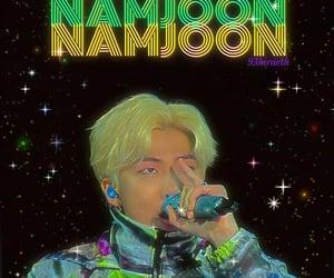 namjoon, wallpaper, and rm image