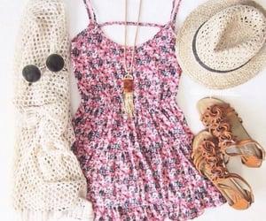 bonito, moda, and vestido image