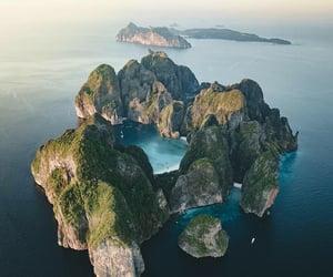 belleza, naturaleza, and isla image