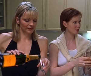 90s, samantha jones, and sex and the city image