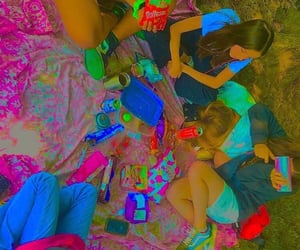 indie and picnic image