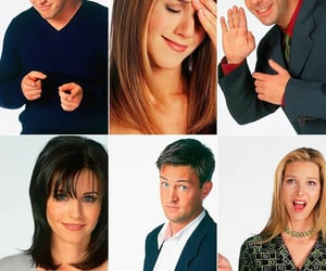 chandler bing, f•r•i•e•n•d•s, and courtney cox image
