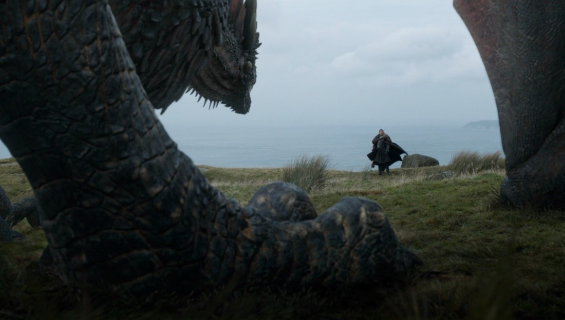 cinema, got, and dragons image