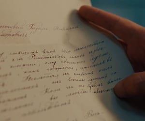 amour, hand writing, and Letter image