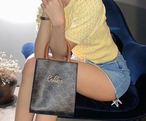 celine, fashion, and girls image