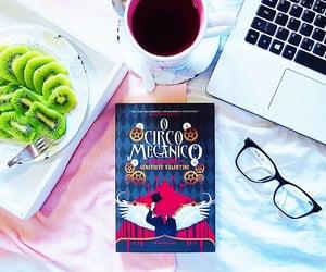 book, o circo mecânico, and genevieve valentine image