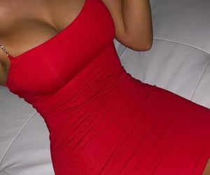 dress, girls, and outfit image
