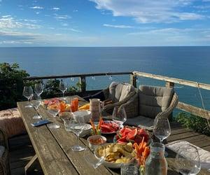 food, nature, and sea image