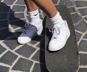 skateboard, skate, and aesthetic image