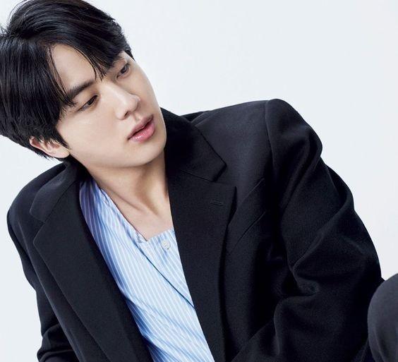 article, jin, and seokjin image