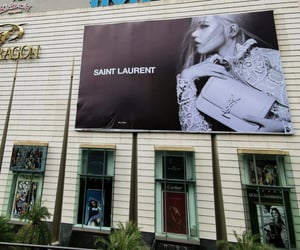 aesthetic, campaign, and saint laurent image