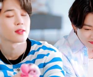 BTS x Baskin Robbins (Jikook)