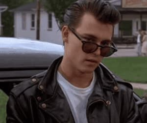 80s, jhonny depp, and 90s image