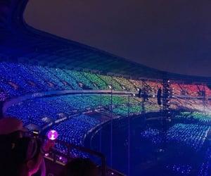 rainbow, lq, and bts concert image