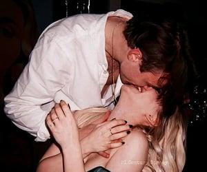 amor, kiss, and lovers image