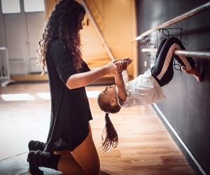 acrobatic, dance, and inspiration image
