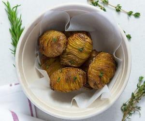 bake, herb, and roast image