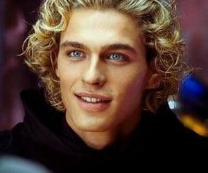 blue eyes, long hair, and jace wayland image