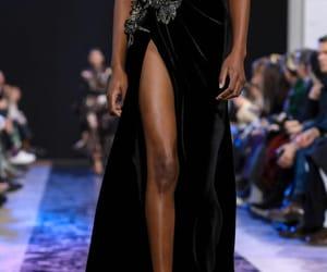 elie saab, runway, and fashion image
