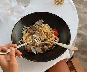 delicious, dinner, and food image