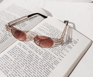 books and sunglasses image
