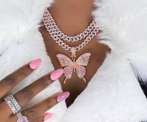 aesthetic, butterfly, and fashion image
