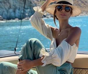 bateau, chic, and fashion image