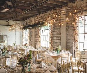 boho, venue, and wedding image