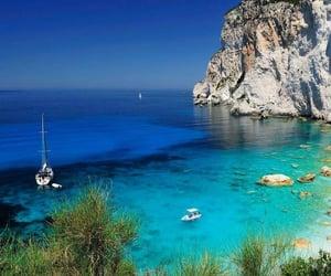 azul, belleza, and mar image