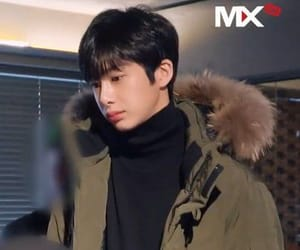 low quality, hyungwon, and chae hyungwon image