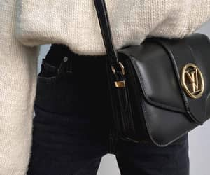 blogger, street style, and Louis Vuitton image