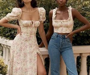classic, dress, and fashion image
